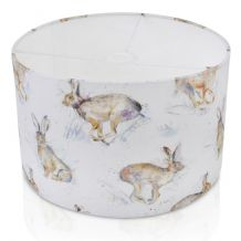 Voyage Maison Hurtling Hare Drum Lampshade